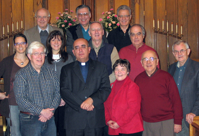 Concordia Lutheran Misssion Society welcomes new board members.