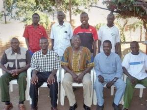 Kapasseni pastoral students